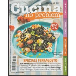 Cucina No Problem - mensile pocket n. 8 Agosto 2017 Speciale Ferragosto