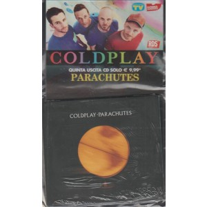 5° Cd Coldpaly - Parachutes by Sorrisi e canzoni TV