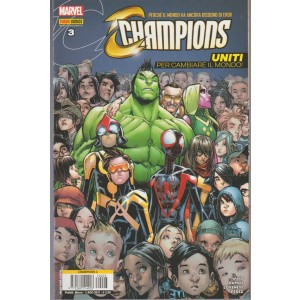 Champions   3 - Marvel Italia Panini Comics