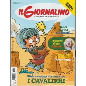 Il Giornalino - La Settimana dei Lettori curiosi n. 32 - 6 Agosto 2017