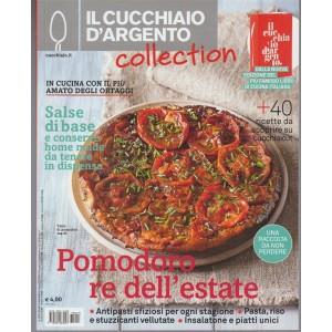 Cucchiaio d'argento collection  bimestr.n.19 Agosto2017-Pomodoro Re dell'Estate