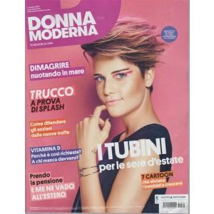 Donna Moderna - settimanale n. 33 - 2 agosto 2017 - Benedetta de Vanni - 20 anni