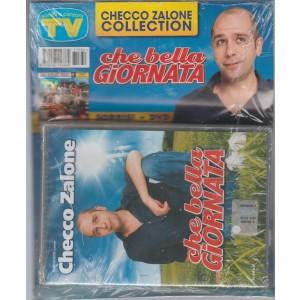 Sorrisi e Canzoni Tv - settimanale n.32 - 1 Agosto 2017 + DVD Che bella giornata