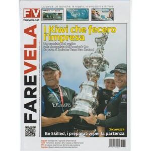 Fare Vela - bimestrale n. 326 Agosto 2017 - I KIWI che fecero l'impresa