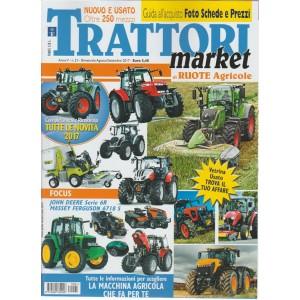 Trattori Market-bimestrale n.21 Agosto2017 Guida all'acquisto:foto schede prezzi