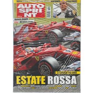 Autosprint - settimanale n. 33 8 Agosto 2017 + Autosprint Extra