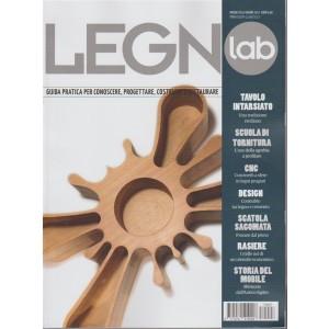 Legno Lab - mensile n. 97 - Giugno 2017 CNC cuscinetti a sfera in legni pregiati