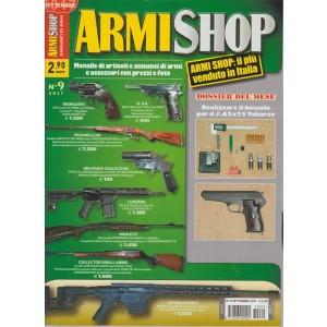 Armi Shop - mensile n. 9 Settembre 2017 - il più venduto in Italia