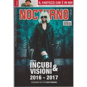 Nocturno - mensile n. 176 Agosto 2017 il Fantozzi che è in noi