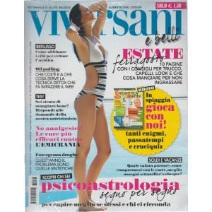 Viversani e Belli - settimanale n. 33 - 11 Agosto 2017 + Enigmisticamente