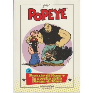 2° vol. Popeye - Braccio di Ferro e la sorella della Strega di Mare