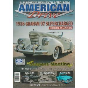 American Drive - mensile n. 77 Agosto 2017 - il Magazine dell'Auto Americana