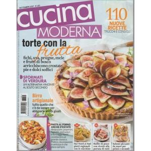 Cucina Moderna - mensile n. 9 Settembre 2017 - Torte con la frutta