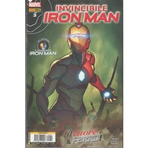 Invincibile Iron Man 3 - Iron Man 52 - Marvel Italia - Panini Comics