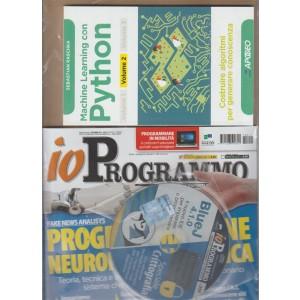Io Programmo-mensile n.217 Settembre 2017+ 2° volume Machine Learning con Python