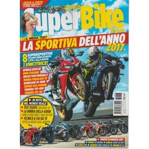 Superbike Italia - mensile n. 8 Agosto 2017 - La sportiva dell'anno 2017