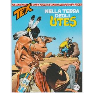 Tex Nuova Ristampa - mensile n. 424 Agosto 2017 - Nella Terra degli Utes