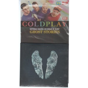 "7° CD - Cold Play ""Ghost stories"" by Sorrisi e Canzoni TV"