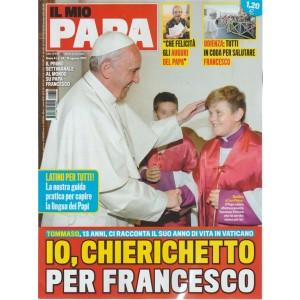 Il mio Papa - settimanale n.34-15 Agosto 2017-Latino per tutti! guda alla lingua