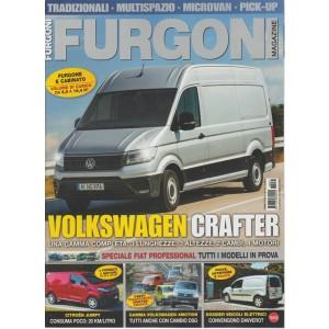 Furgoni Magazine - trimestrale n. 33 Aettembre 2017