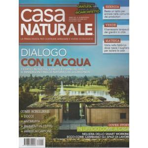 Casa Naturale - bimestrale n. 90 Settembre 2017 - dialogo con l'acqua