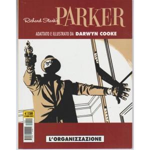 """Cosmo Serie Gialla - Parker 2 """"L'organozzazione"""