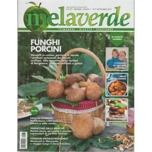 Mela Verde - mensile n. 7 Settembre 2017 - Funghi porcini di Borgotaro