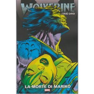 Wolverine serie Oro vol. 19 - La Morte di Mariko