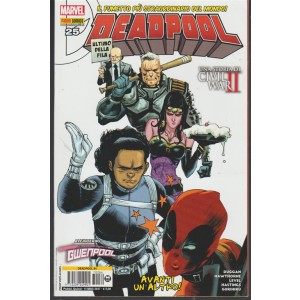Deadpool   25 (84) - Marvel Italia - Panini Comics