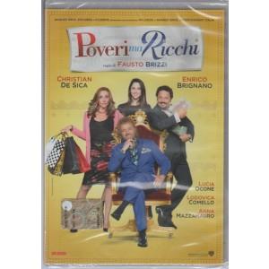 DVD - Cinema - Poveri ma Ricchi - regia di austo Brizzi