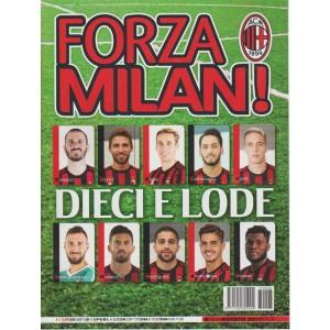 Forza Milan - mensile n. 8 Agosto 2017 - Dieci e lode