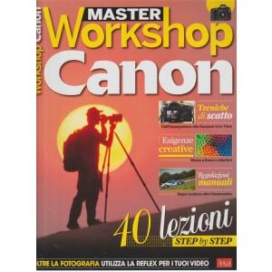 Master Workshop CANON - 40 lezioni step byStep -Agosto 2017 Sprea edizoni