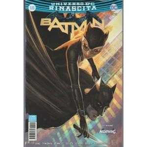 BATMAN (129) 16 - Universo Rinascita - DC Comics Lin