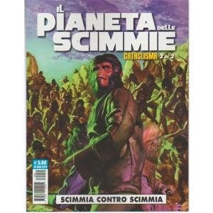 """Cosmo Serie Blu - Il Pianeta delle Scimmie vol.2 di 2 -""""Scimmia contro scimmia"""""""