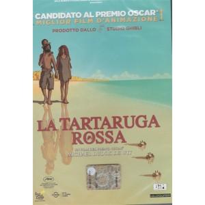 DVD La Tartaruga Rossa - Regista: Michaël Dudok De Wit