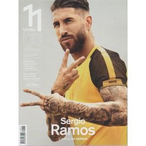 Undici - bimestrale n. 17 - Agosto 2017 Sergio Ramos - L'uomo da battere