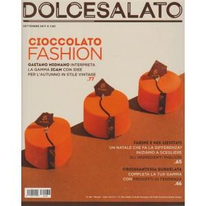 Dolcesalato - mensile n. 189 Settembre 2017 - Cioccolato Fashion