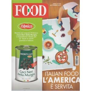 Food - mensile n. 8 Settembre 2017 - Italian Food: l'america è servita