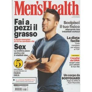 Men's Health - mensile n. 189 Settembre 2017 - Il look perfetto