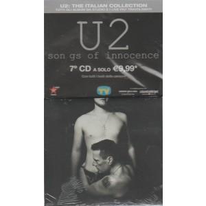 7° CD U2: The Italian collection - Son gs of innocence - Soerrisi e canzoni TV