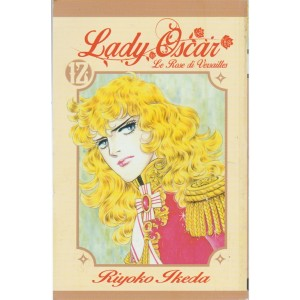 Manga: LADY COLLECTION 53 LADY OSCAR LE ROSE DI VERSAILLES 12 - Goen edizioni
