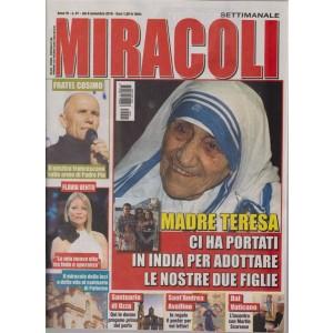 Miracoli - n. 41 - dal 6 novembre 2018 - settimanale