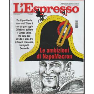Abbonamento L'Espresso (cartaceo  settimanale)