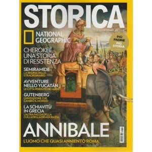 Storica - mensile n. 103 Settembre 2017 - by National Geographic