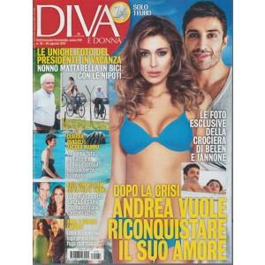Diva e Donna - Settimanale n.34 - 29 Agosto 2017- la Crociera di Belen e Iannone