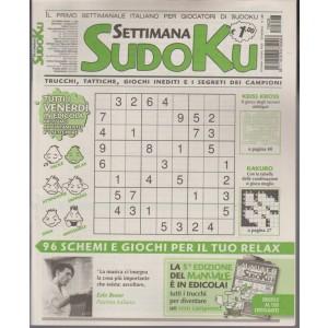 Settimana Sudoku n. 628 - 25 Agosto 2017