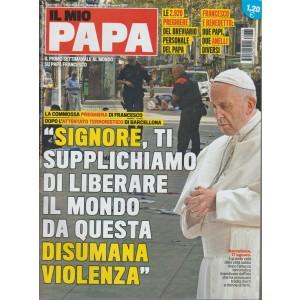 Il mio Papa - settimanale n.35 -23 Agosto 2017 - Francesco e Benedetto: due papi