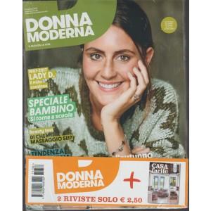 Donna Moderna - settimanale n. 36 - 23 Agosto 2017 + Casa facile: agosto 2017