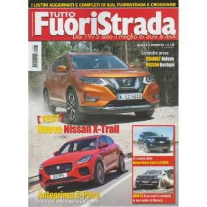 Tutto Fuoristrada - Mensile n. 7 Settembre 2017 - Nuovo Nissan X-Trail