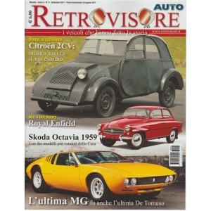 "Auto Tecnica""Speciale Retrovisore"" - mensile n. 2 Sttembre 2017 - Royal Enfied"